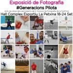 Cartel Ganadores I Concurso Fotografia Federacion Valenciana Pilota