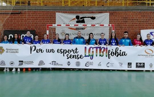 Clubs contra la Violencia Machista y la Discriminación Sexual en el Deporte.