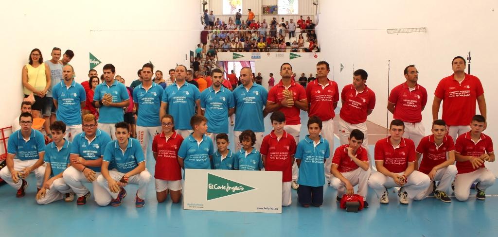 43º Campeonato Automómico Corte Ingles de Galotxa