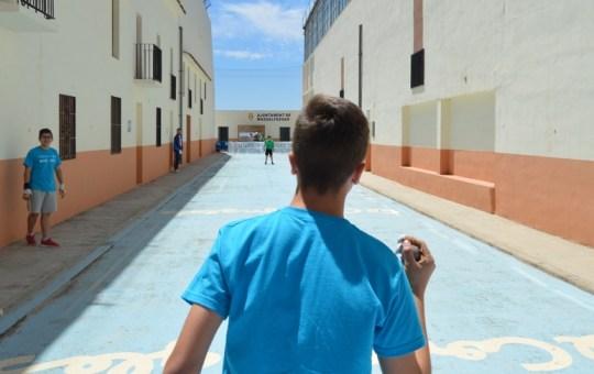 I Edición Pilota a l'Escola de Secundaria.