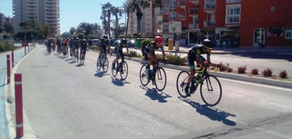 Campeón de la Comunidad Valenciana en Ruta.