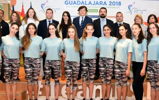Campeonato del Mundo de Gimnasia Rítmica.