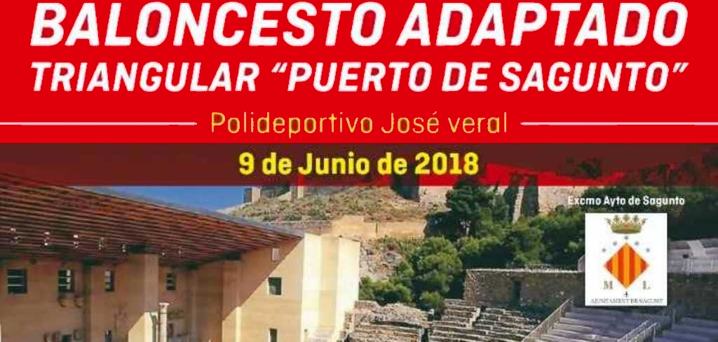 "Torneo Triangular ""Puerto de Sagunto""."
