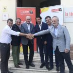 Las Salinas de Torrevieja. Salida La Vuelta 2019