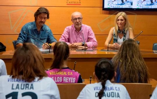 VIII Trofeo Pablo Herrera. Vóley.