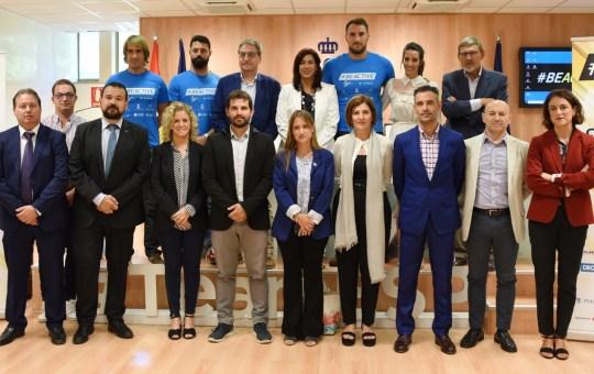 IV Semana Europea del Deporte.