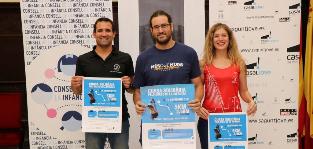 III Carrera Solidaria a favor de Unicef