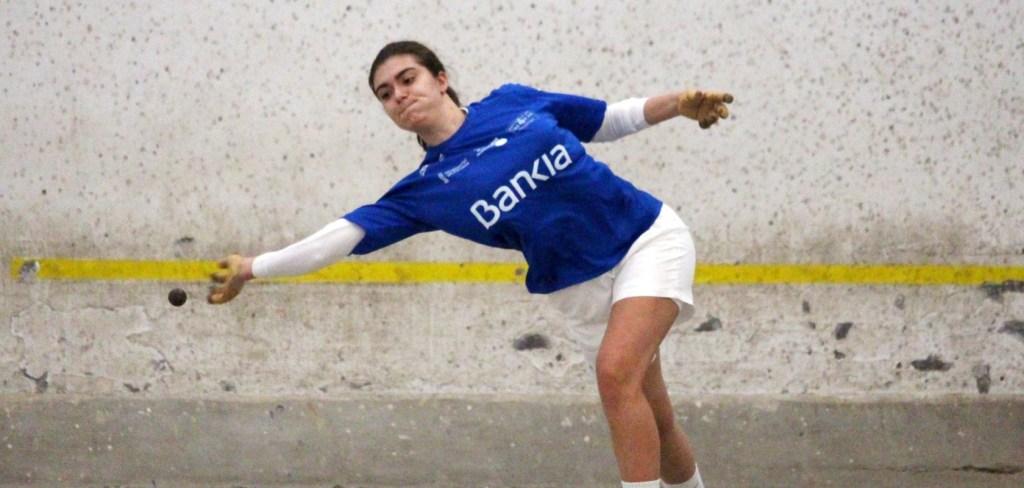 XIII Liga Bankia de Raspall Femenino.