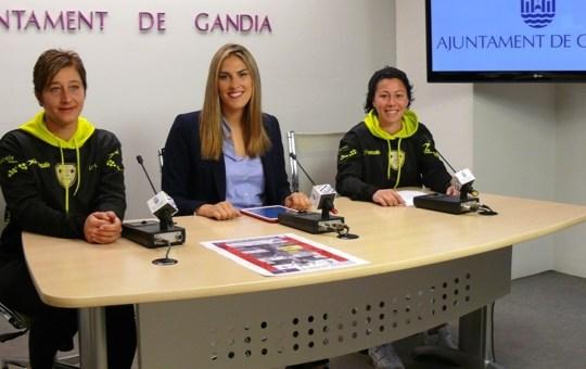 Gran Prix Femenino de Halterofilia Ciudad de Gandia.