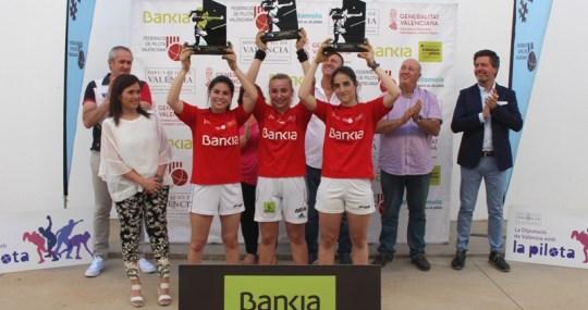 Liga Bankia de Raspall Femenino