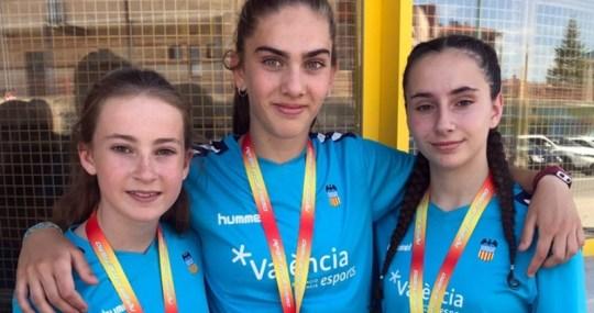 Campeonato de España individual Sub14