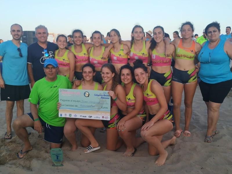 Torneo de Balonmano Playa