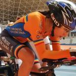Cto. Ciclismo en Pista.