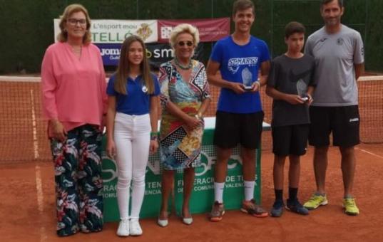 Circuito Provincial de Tenis.