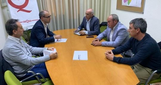 Reunión con la Federación de Caza