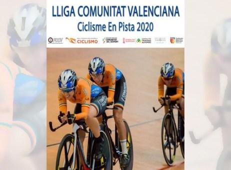 Liga ciclismo pista