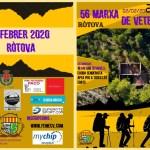 56 Marcha Veteranos de Rótova