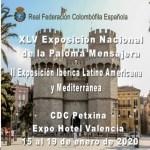XLV-Exposición Paloma-Mensajera