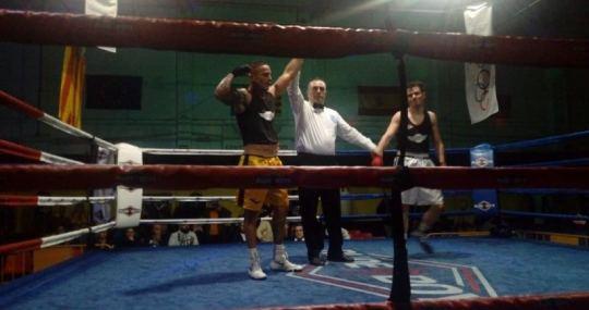 Boxing Unitres Picanya