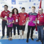 Campeonato AXA de promesas paralímpicas. Resultados