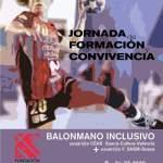 Jornada balonmano inclusivo