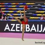 Zohra Agamizova. Pelota (Azerbaijan)