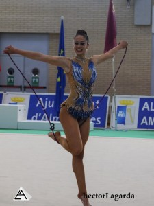 Claudia Mª García. Cuerda (CGR Manises)