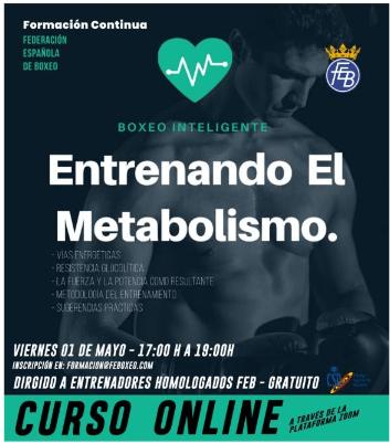 Entrenando el Metabolismo