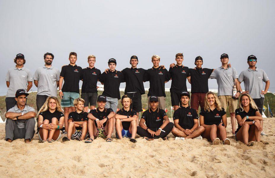 Federación Española Surfing