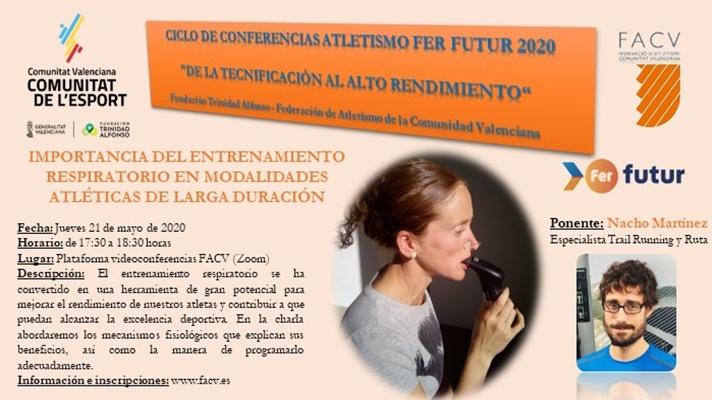Conferencia Fer Futur