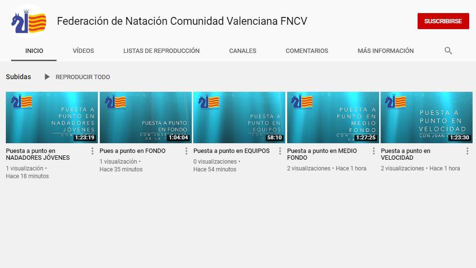 YouTube FNCV