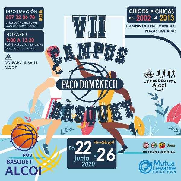 VII Campus Paco Doménech