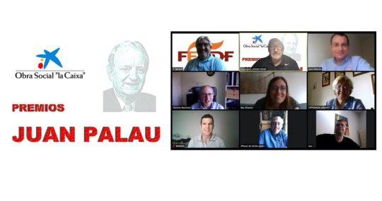 Premios Juan Palau 2020