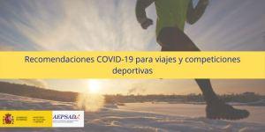 Guia Recomendaciones deportistas Covid-19