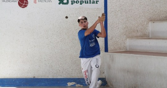 Pedro de Petrer, campio infantil