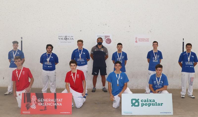 Finalistas JECV Escala i Corda juvenil