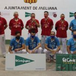Final 2ª categoria masculina. Meliana i Massalfassar