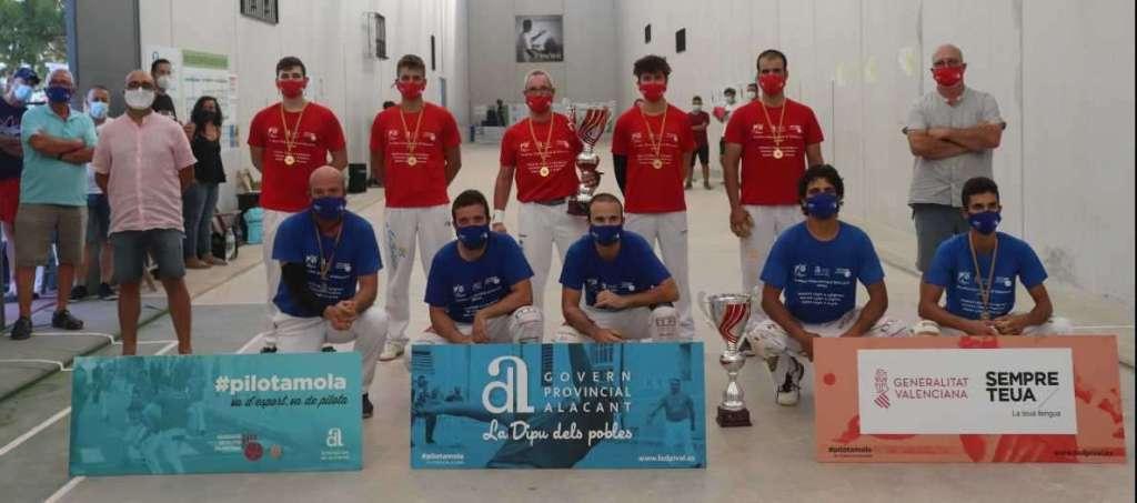 Final Liga Largues