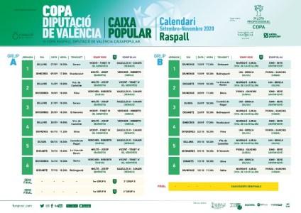 Calendario Raspall