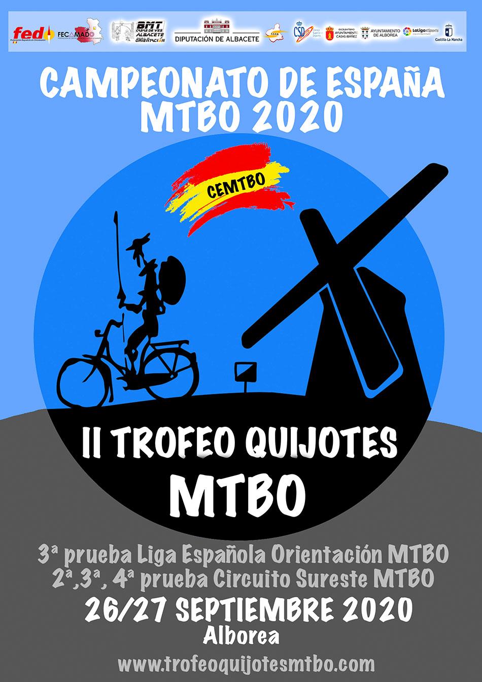 Cto España MTBO