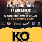 Alin Florin vs Bryan Alexis