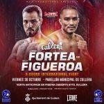 Jorge Fortea vs Kelly Figueroa