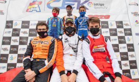 Cto España Karting 2020