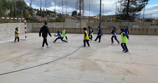 Escoles Esportives d'Iniciació Esportiva