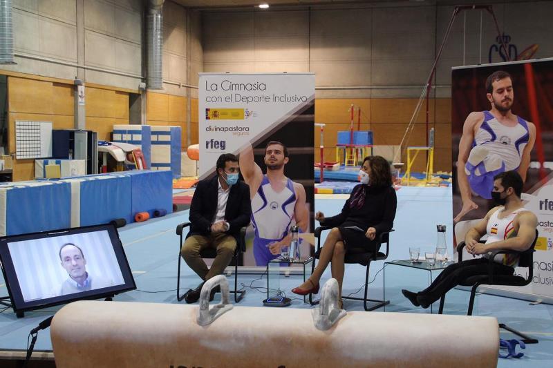 La Gimnasia con el deporte inclusivo