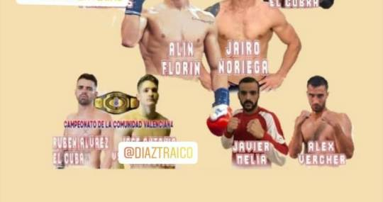 Semana de boxeo
