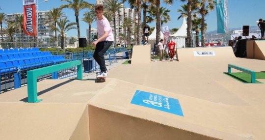 Alicante International Skate Cup Open