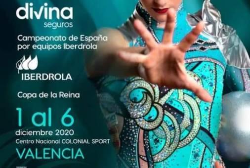 Valencia, epicentro de la rítmica nacional
