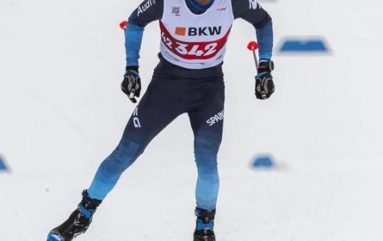 Imanol Rojo. The Ski Tour