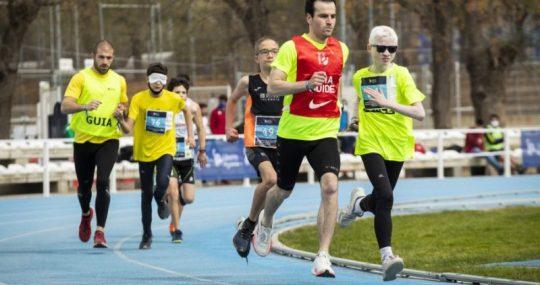 Campeonato España Atletismo Promesas Palarímpicas